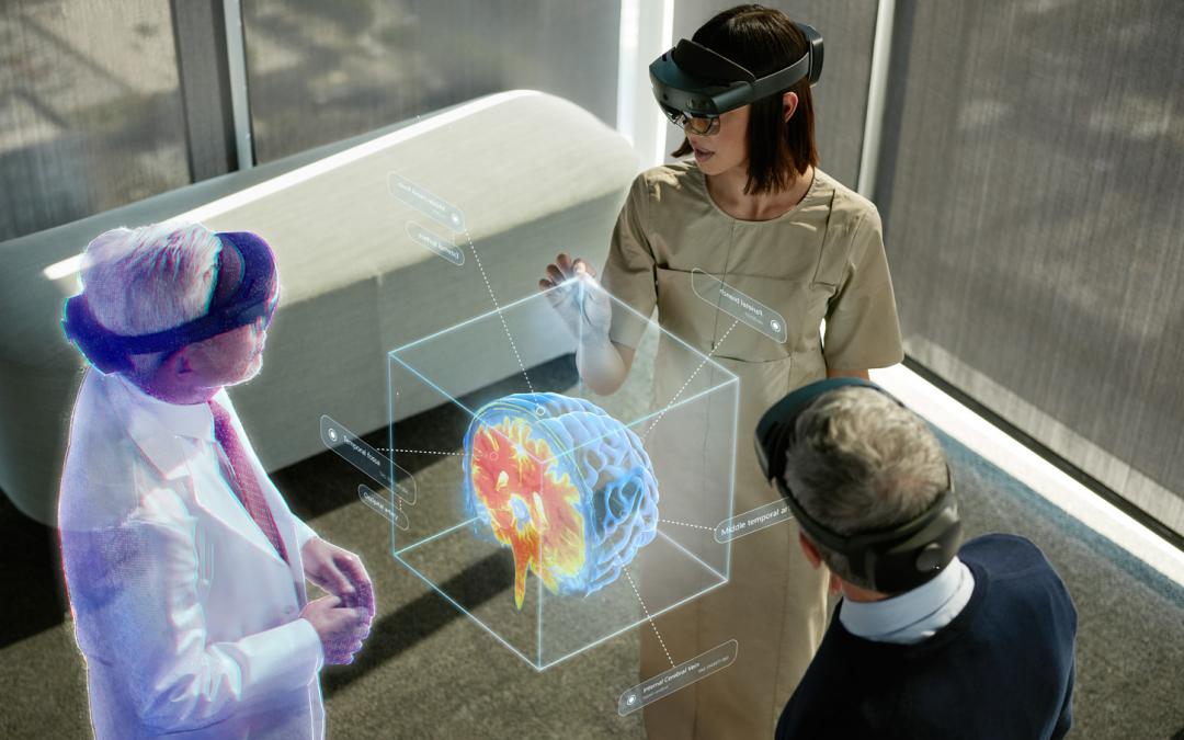Microsoft Mesh: así será la nueva plataforma de realidad virtual de la compañía