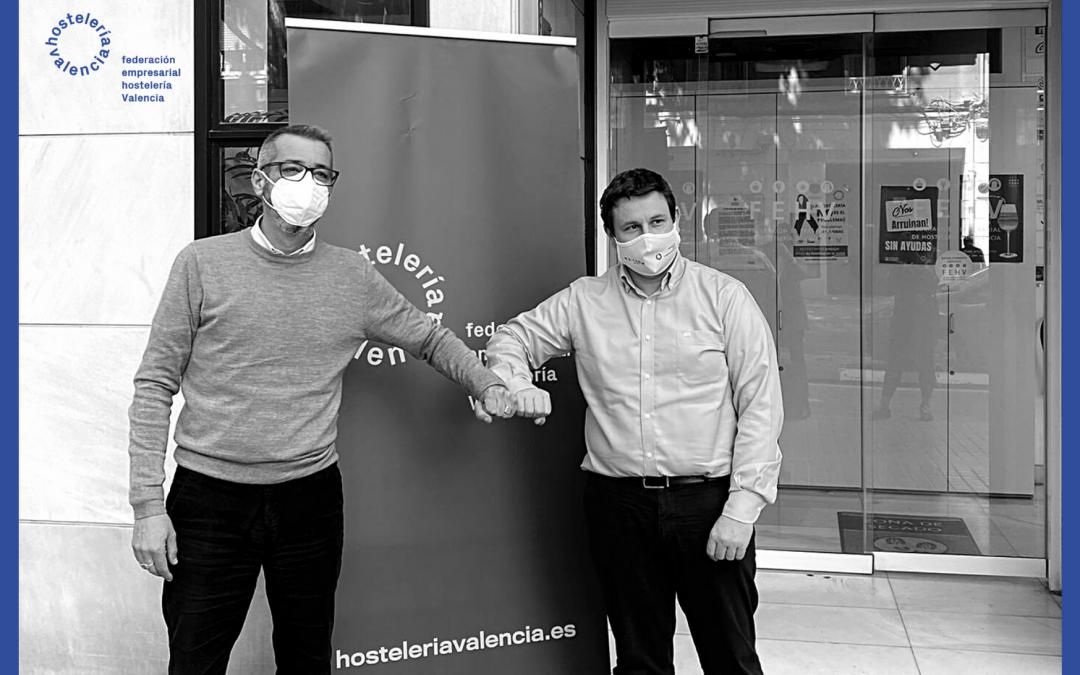 Sinedie Advisor une sus fuerzas con la hostelería valenciana